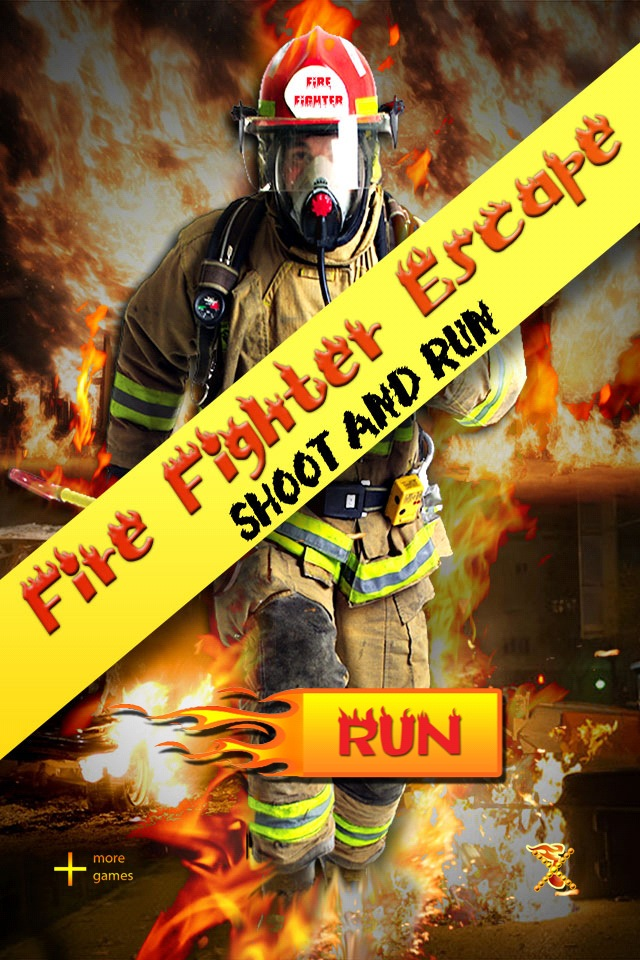 Screenshot Fire Fighter Escape – Shoot and Run Free