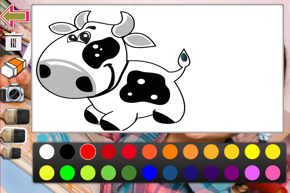 Screenshot 30 Coloring Baby Animals